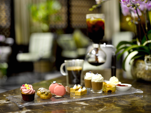 four seasons afternoon tea