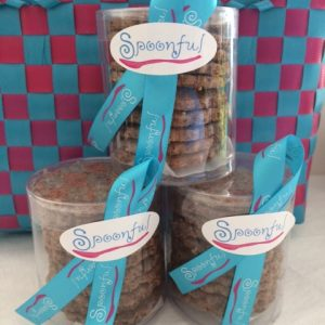 Spoonful's Organic Coconut Shortbread