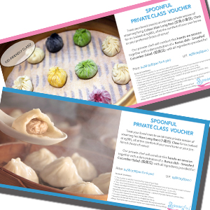 Spoonful's Private Class Vouchers