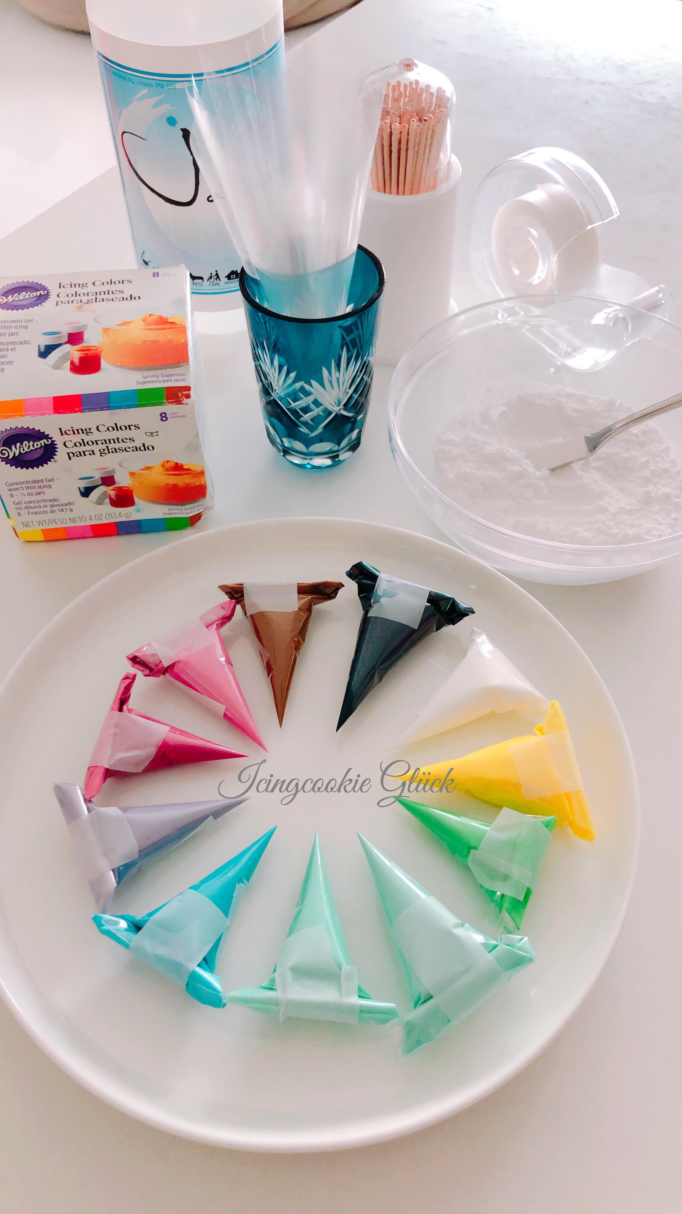 Icing Cream Class
