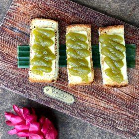 Violet Oon Kaya Toast
