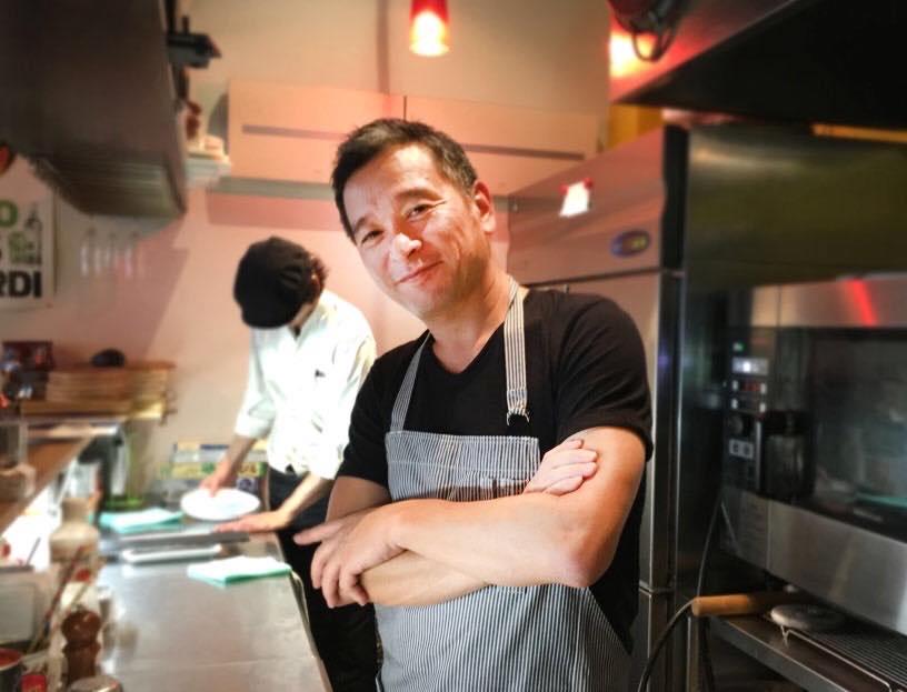 Chef Ishida