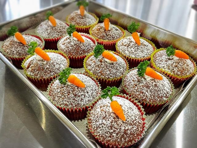 carrot cake class